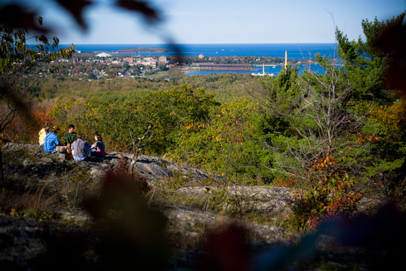 View of Marquette