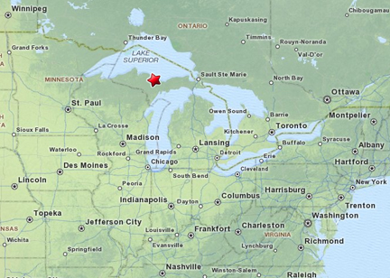 Maps Michigan Association Of Physical Plant Administrators - Michigan location in usa